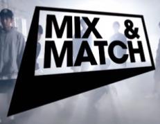 Mix & Match Korean show logo