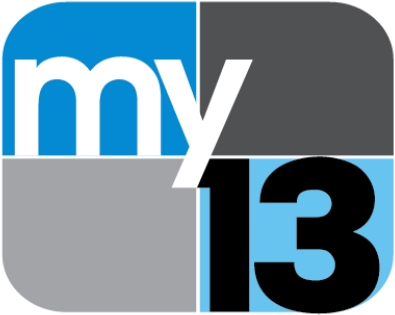 Image - My 13 logo.png | Logopedia | Fandom powered by Wikia | 395 x 315 png 22kB