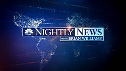 NBC News' NBC Nightly News With Brian Williams From Monday Evening, February 27, 2012