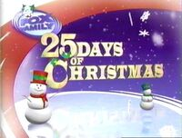 Freeform's 25 Days Of Christmas | Logopedia | Fandom ...