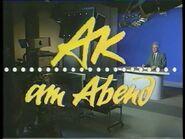 AK am Abend 1990