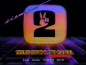 WKAQ-TV's Tu Canal Video ID from 1989
