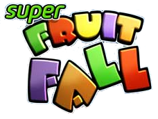 Super Fruit Fall Logo