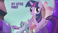 Disney Channel My Little Pony FIM promo Germany