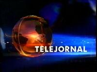 2001 RTP 1 Telejornal, Jose Veras salta disfarçado de Batman 0001