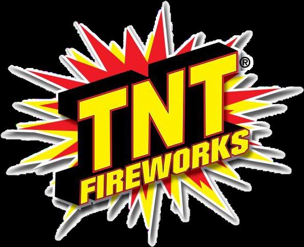 TNT Fireworks 1998 Logo