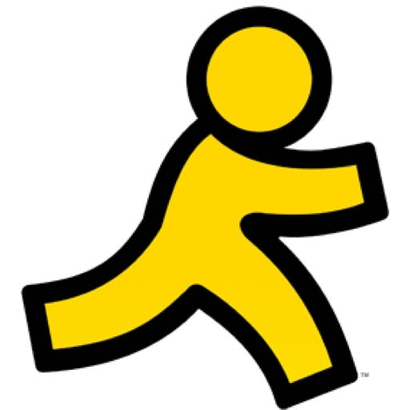 AOL Instant Messenger | Logopedia | Fandom powered by Wikia