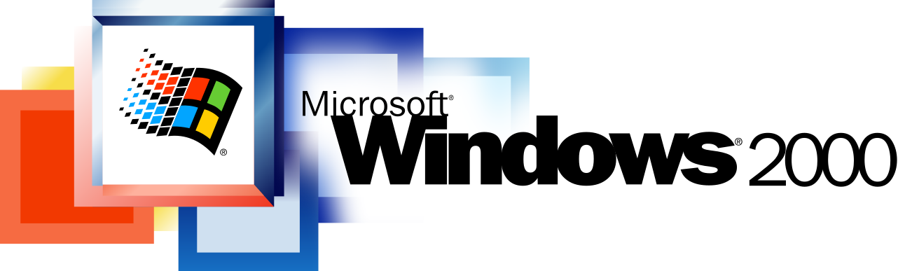File:Windows 2000 logo.png