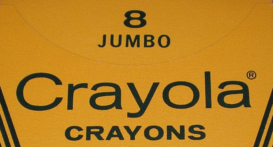 crayola jumbo logopedia fandom powered by wikia - Crayola Sign