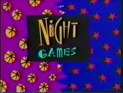 Night Games Bumper