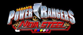 Power rangers ninja steel logo by alexalan-d9nf38k