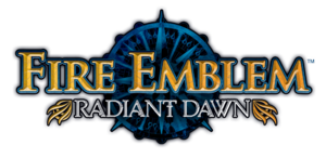 Fire Emblem - Radiant Dawn Logo