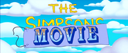 The Simpsons Movie title card (2007)