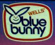 Blue bunny 1982-2002 logo