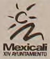 Mexicali XIVAyuntamiento