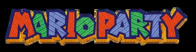 Mario Party Logo