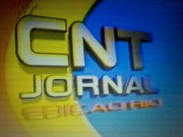 Logotipo do CNT Jornal- Edição Rio - 1998