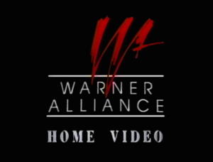 Warner Alliance Home Video