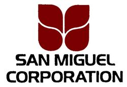 San Miguel Corporation old logo