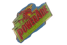 Old Powerade logo