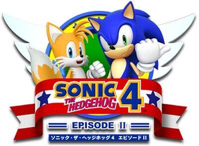 Sonic 4 Episode II Logo 0 a