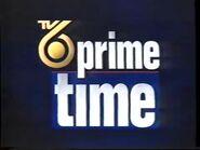 WITI TV 6 Primetime News Promo with Vince Gibbens (April 1995)