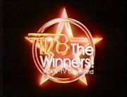 WJKW-TV8 - The Winners ID - 1980-1982