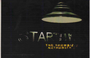 Startalk 8th Year OBB Logo (October 2003)
