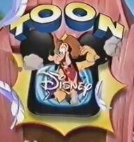 Toon Disney character Goofy (cowboy)