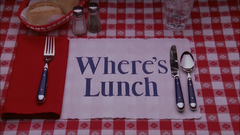Where's Lunch? (1999)