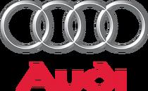Audi Logo 1985