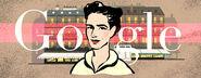Google Simone de Beauvoir's 106th Birthday