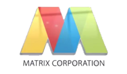 Matrix Corporation Logo PNG