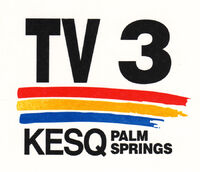 KESQ TV3 logo
