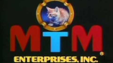 "MTM Enterprises ""Last Newhart"" logo (1990)"