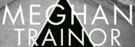 Meghan Trainor Title logo