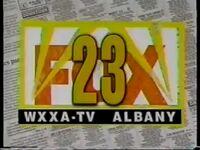 WXXA-TV 23 Sign-On (1994) - YouTube