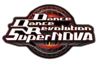 DDR SuperNova Logo