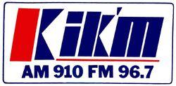 KIKM AM 910 FM 96.7