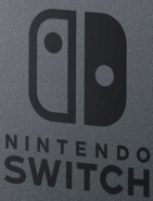 "Logo on Nintendo Switch ""Doc"""