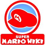 SuperMarioWikiLogo white