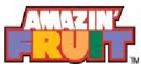 Amazin fruit logo