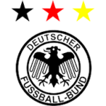 DFB logo (eagle, three coloured stars)