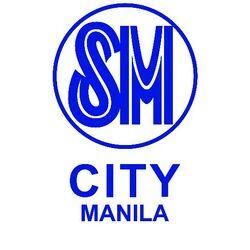 SM City Manila logo 2011-0