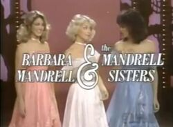 Barbara Mandrell & the Mandrell Sisters