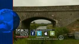 CBS News' CBS Evening News With Scott Pelley Video Close From Monday Evening, June 6, 2011