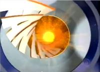 Fantástico 1999 intro logo
