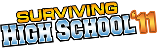 Surviving-highschool-11-mobile-logo