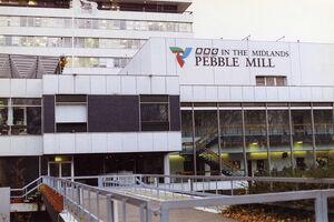 BBC Midlands Studios 1990s