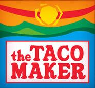 Taco Maker logo variant 1